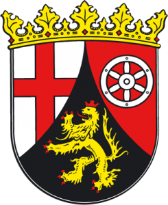 Landeswappen von Rheinland-Pfalz